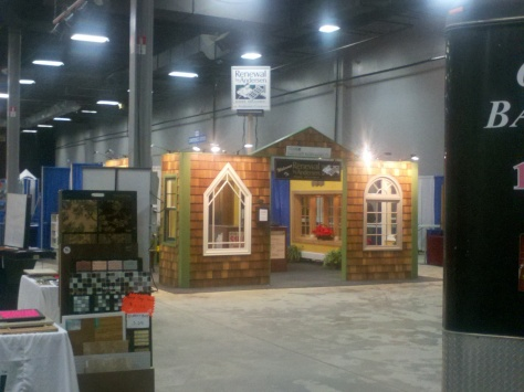 Home show and Country Folk Art starts today
